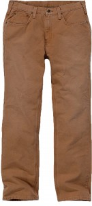 Pantalon-5-poches-Weathered-Duck--CAR100096