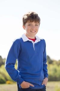 4266d4240443e Personnalisation de chemise publicitaire pour enfant