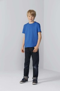 T-SHIRT-ENFANT-SOFTSTYLE--GI6400B