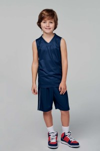SHORT-BASKET-BALL-ENFANT-PROACT--PA161