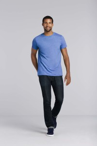 T-SHIRT-HOMME-COL-ROND-SOFTSTYLE--GI6400